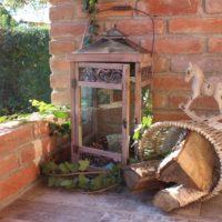 Zahrada dům terasa